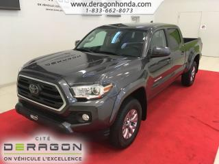 Used 2018 Toyota Tacoma Sr5+attache for sale in Cowansville, QC