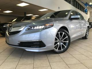 Used 2015 Acura TLX SH-AWD V6 Cuir Toit ouvrant for sale in Pointe-Aux-Trembles, QC