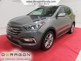Used 2018 Hyundai Santa Fe Sport SPORT 2.0L + SEULEMENT 23290 K  + 4 ROUES MOTRICES SPORT 2.0L + SEULEMENT 23 290 K  + 4 ROUES MOTRICES for sale in Cowansville, QC