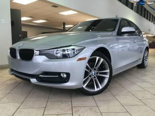 Used 2014 BMW 3 Series 320i xDrive Sportline Cuir Rouge Toit ou for sale in Pointe-Aux-Trembles, QC
