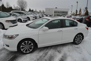 Used 2015 Honda Accord Sport for sale in Longueuil, QC