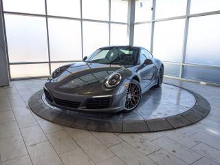 Used 2019 Porsche 911 Carrera 4S   CPO   Ext. Warranty   Sport PKG   Premium Plus for sale in Edmonton, AB