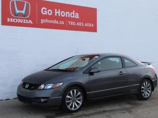 Used 2009 Honda Civic Cpe SI COUPE for sale in Edmonton, AB
