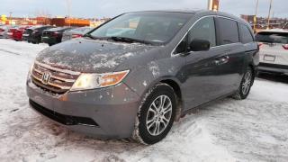 Used 2011 Honda Odyssey EX-L avec DV-D for sale in Rivière-Du-Loup, QC