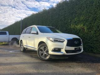 Used 2017 Infiniti QX60 for sale in Surrey, BC