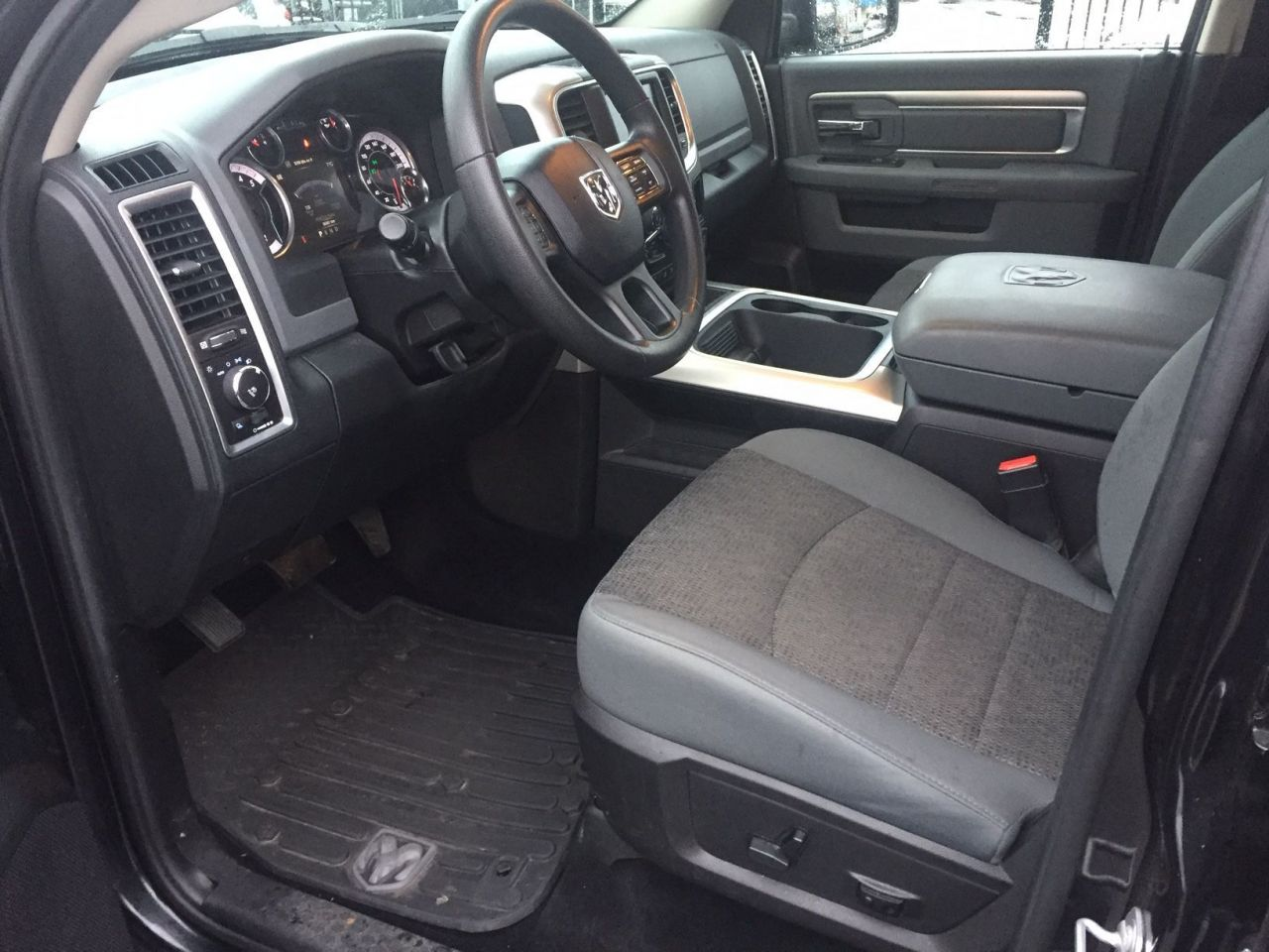 2016 Dodge Ram 1500 Canadian Car And Truck Rental Steering