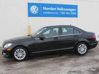 Used 2013 Mercedes-Benz C-Class C 250 SEDAN - TURBO-CHARGED ENGINE / LEATHER / ALLOY WHEELS for sale in Edmonton, AB