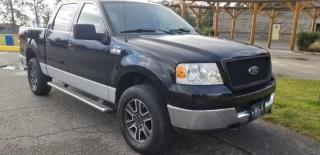Used 2005 Ford F-150 XLT SuperCrew 4WD for sale in West Kelowna, BC