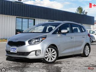 Used 2014 Kia Rondo EX,RAREVIEW CAM,LEATHER,HEATED SEATS+S/WHEEL for sale in Barrie, ON