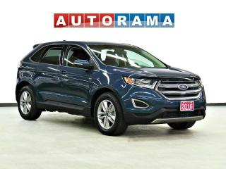 Used 2016 Ford Edge SEL AWD for sale in Toronto, ON