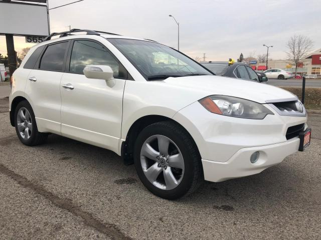2008 Acura RDX Tech Pkg, Accident Free, Navi, Cam, Warranty