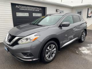 Used 2017 Nissan Murano SV for sale in Kingston, ON