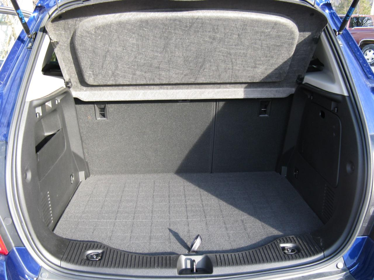 2016 Chevrolet Trax cloth