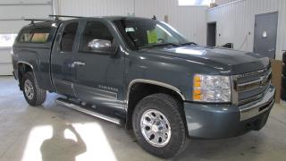 Used 2010 Chevrolet Silverado 1500 LS Cheyenne Edition for sale in Chatsworth, ON
