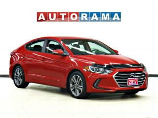 Used 2017 Hyundai Elantra GLS SUNROOF NAVIGATION BACK UP CAM ALLOY RIMS for sale in Toronto, ON