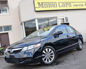 Used 2009 Honda Civic EX-L! Sunroof! Only $138/Bi-weekly! for sale in St. Catharines, ON