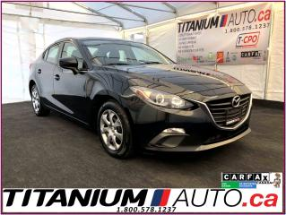 Used 2015 Mazda MAZDA3 GX-Skyactiv-BlueTooth-Push Button-Traction Control for sale in London, ON
