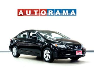 Used 2014 Honda Civic TOURING NAVIGATION BACK UP CAM LEATHER SUNROOF for sale in Toronto, ON