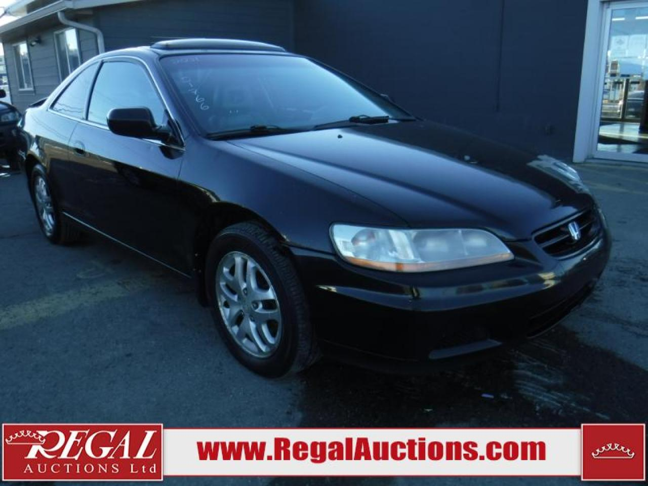 Photo of Black 2001 Honda Accord