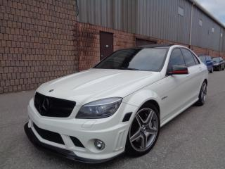 Used 2011 Mercedes-Benz C63 AMG ***SOLD*** for sale in Toronto, ON