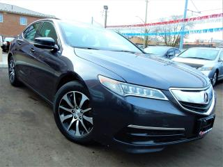 Used 2015 Acura TLX P-AWS TECH PKG   NAVI.CAM.BSM.LANE ASSIST   80KM for sale in Kitchener, ON