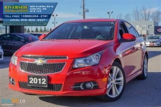 Used 2012 Chevrolet Cruze 2LT for sale in Guelph, ON