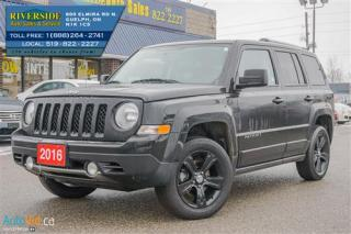 Used 2016 Jeep Patriot Sport 4WD for sale in Guelph, ON