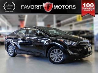 Used 2016 Hyundai Elantra Sport   Bluetooth   HTD Seats   Warranty for sale in North York, ON