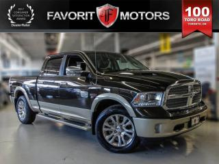 Used 2014 RAM 1500 Longhorn   Leather   Navi   Sunroof for sale in North York, ON