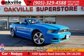 Used 2013 Ford Mustang GT | | LOADED | NAVI | B/U CAM for sale in Oakville, ON