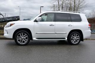 Used 2014 Lexus LX 570 8 Passenger Ultra Premium 4WD for sale in Vancouver, BC