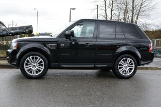 Used 2012 Land Rover Range Rover Sport HSE LUX 4WD for sale in Vancouver, BC