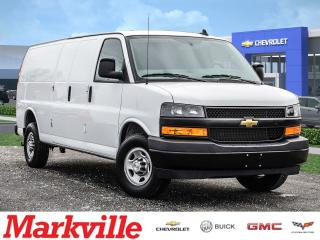 Used 2018 Chevrolet Express 2500 EXT CARGO- GM CERTIFIED PRE-OWNED for sale in Markham, ON