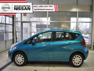 Used 2016 Nissan Versa Note 1.6 SV  - $104.20 B/W for sale in Mississauga, ON
