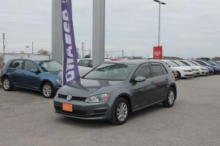 Used 2015 Volkswagen Golf 1.8 TSI Trendline | Heated Seats!! for sale in Whitby, ON