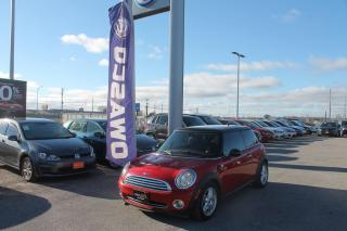 Used 2010 MINI Cooper Classic Base | Leather & Panoramic Sunroof!! for sale in Whitby, ON