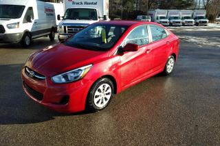 Used 2016 Hyundai Accent SE 4-Door 6A for sale in Kitchener, ON
