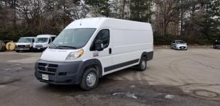 Used 2018 RAM ProMaster 3500 High Roof Tradesman 159-in. WB Ext for sale in Kitchener, ON