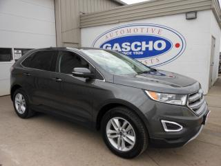 Used 2018 Ford Edge SEL|PUSH START|AWD|REAR CAM for sale in Kitchener, ON