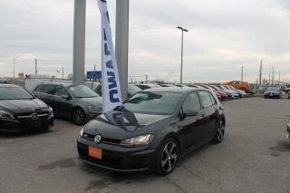 Used 2015 Volkswagen GTI 5-Door Autobahn | Kesless Access!! for sale in Whitby, ON