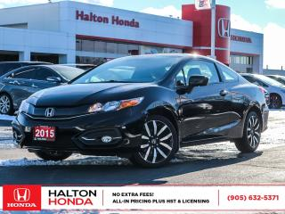 Used 2015 Honda Civic EXL-N|NO ACCIDENTS for sale in Burlington, ON