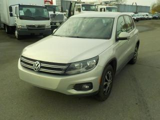 Used 2012 Volkswagen Tiguan S 4Motion for sale in Burnaby, BC