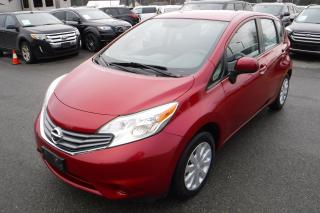 Used 2014 Nissan Versa Note SV Hatchback for sale in Burnaby, BC