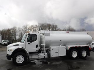 Used 2011 Freightliner M2 106 Water Tanker Truck Diesel Air Brakes for sale in Burnaby, BC