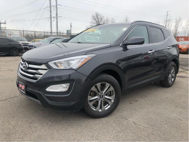 2016 Hyundai Santa Fe Sport 2.4 Premium AWD | Leather