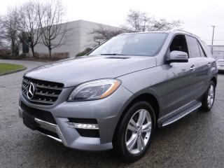 Used 2013 Mercedes-Benz ML 350 BLUETEC DIESEL for sale in Burnaby, BC