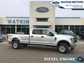 Used 2018 Ford F-350 Super Duty XLT for sale in Vernon, BC