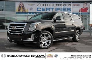 Used 2018 Cadillac Escalade LUXURY for sale in St-Léonard, QC