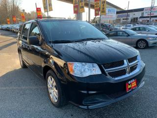 Used 2015 Dodge Grand Caravan SE for sale in Surrey, BC