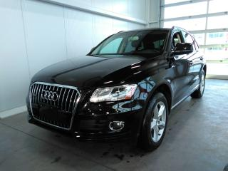 Used 2016 Audi Q5 2.0t Awd Cuir for sale in Lévis, QC